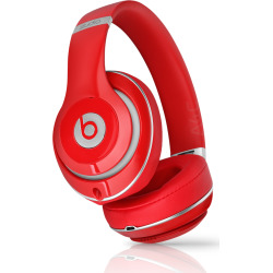 Beats by Dr. Dre Studio 2 Over-Ear Headphones – Red (Pre-Owned)