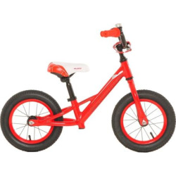Youth Vilano 12-Inch Lightweight Balance Bike, Red