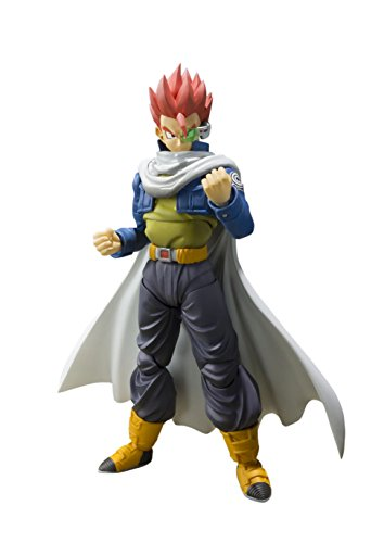 Tamashii Nations Bandai S.H. Figuarts Time Patroler DRAGON Ball: Xenoverse Action Figure