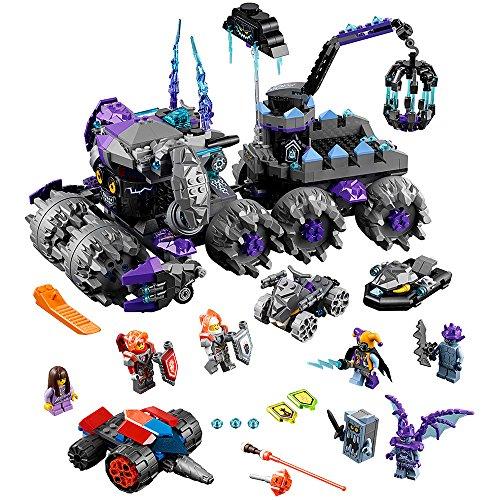 LEGO NEXO KNIGHTS Jestro's Headquarters 70352 Toy for Kids