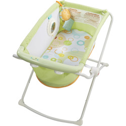 Fisher-Price Rock 'N Play Portable Bassinet, Multicolor
