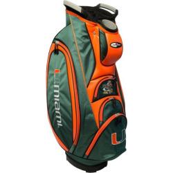 Team Golf Miami Hurricanes Victory Golf Cart Bag, Multicolor