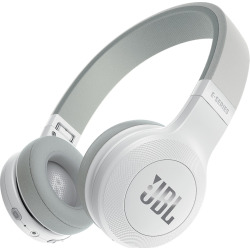 JBL Wireless Over-Ear Headphones (E45BT), White