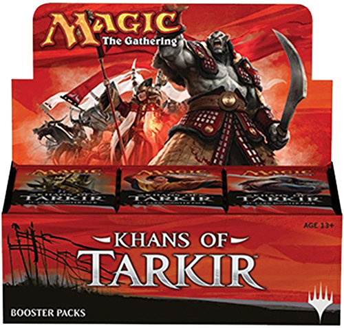 Khans of Tarkir – Magic the Gathering Sealed Booster Box (MTG) (36 Packs)