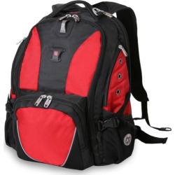 Swiss Gear 15-in. Laptop Backpack, Red