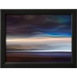 Art.com My British Columbia by Ursula Abresch – Framed Photographic Print, Black