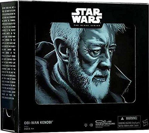 2016 SDCC Exclusive Star Wars The Black Series Obi-Wan Kenobi