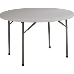 48 Round Collapsible Banquet Table – Office Star