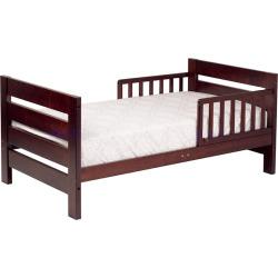 DaVinci Modena Toddler Bed, Brown