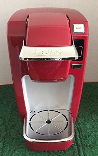 Keurig K10 Mini Plus Brewing System, Red
