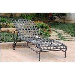 International Caravan Patio Chaise Lounge