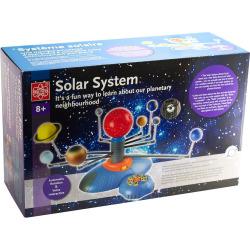 EDU-Toys Solar System Planetary Educational Set, Multicolor
