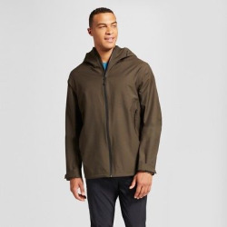 Men's Tall Softshell Waterproof Jacket – C9 Champion Viridian Olive Xlt