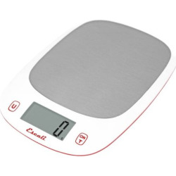 Escali Bela Digital Scale, White