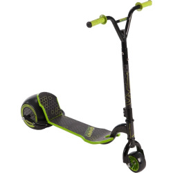 Kids Huffy Green Machine Drift Scooter, Black