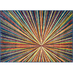 Loloi Madeline Prism Rug, Multicolor