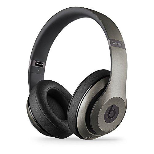 Beats Studio Wireless Over-Ear Headphone (Titanium)