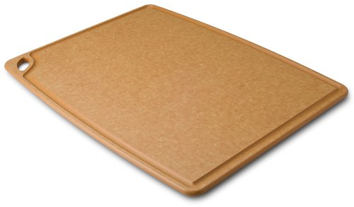 Sage Professional 18 by 24-Inch Non-Skid Carving Board, FSC-Certified, NSF-Certified, Natural
