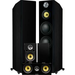 Fluance Signature Series Hi-Fi 5.0 Home Theater Speaker System