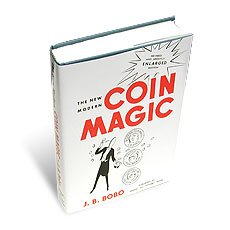 MMS New Modern Coin Magic Book JB Bobo