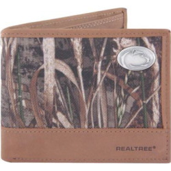 Realtree Penn State Nittany Lions Pass Case Wallet, Men's, Green
