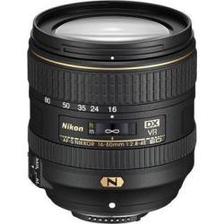 Nikon AF-S DX NIKKOR 16-80mm f/2.8-4E ED VR Lens (Refurbis 20055B
