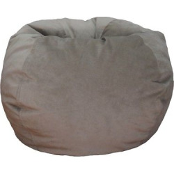 Bean Bag Chair – Beige – Reservation Seating