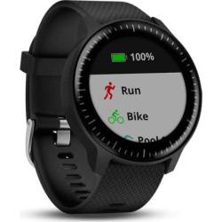 Garmin vívoactive 3 Music GPS Smartwatch, Black