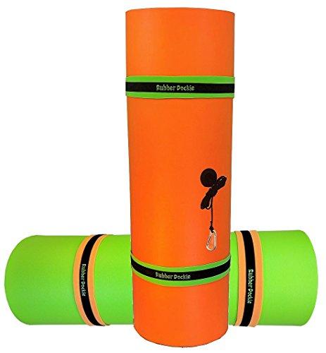 Rubber Dockie 18×6-Feet Floating Mat