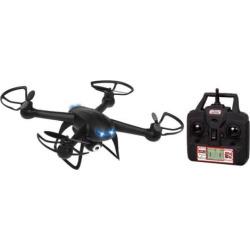 World Tech Toys Raven Remote Control Camera Spy Drone, Multicolor