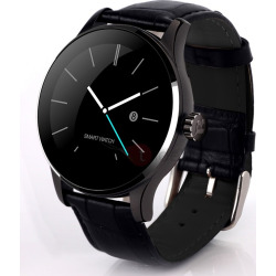 K88H Smart Watch MTK2502 Bluetooth Heart Rate Monitor Pedometer Dialing For Android IOS