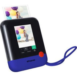 Polaroid Pop Instant Print Digital Camera (Blue) POLPOP1BL