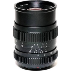SLR Magic Cine 17mm T1.6 Lens with MFT Mount for BMPCC SLR-1716MFT