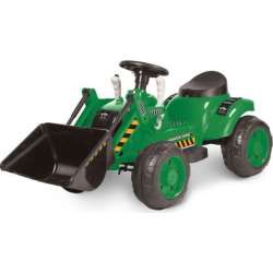 Kid Motorz 6V Tractor Ride-On Vehicle, Green