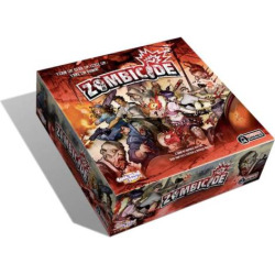 Zombicide Board Game by Guillotine Games, Multicolor