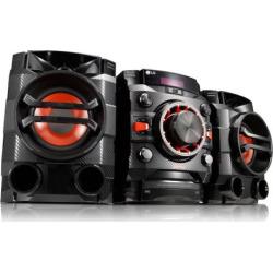 LG 230W X-Boom Hi-Fi Audio System (CM4360), Black