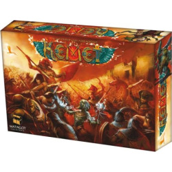 Kemet Board Game, Multicolor