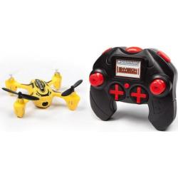 World Tech Toys Envision Remote Control Quadcopter Spy Drone, Yellow