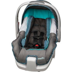 Evenflo Nurture Dlx Infant Car Seat Henry
