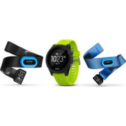 Garmin Forerunner 935 GPS Watch Tri Bundle, Multicolor