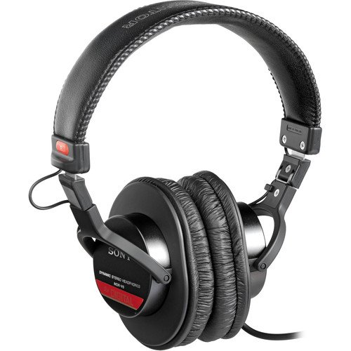 Sony Monitor Series Closed Back Stereo Studio Headphones