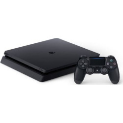 Playstation 4 1TB Console, Black