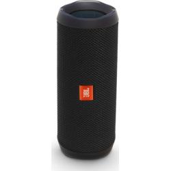 JBL Flip 4 Bluetooth Speaker, Black
