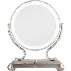zadro super bright surround light dimmable glamour mirror 5x1x silver - Allshopathome-Best Price Comparison Website,Compare Prices & Save