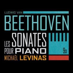 Les Sonates Pour Piano/Levinas Michael (IMPORT)