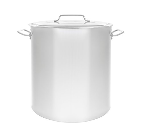 Concord 160 Quart Stainless Steel Stock Pot Cookware