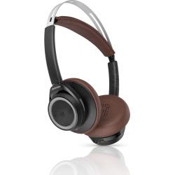 Plantronics BackBeat Sense Wireless Headphones – Black / Espresso (Refurbished)