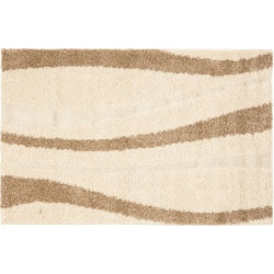 Safavieh Shag Waves Rug, Brown