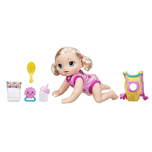 Baby Alive Baby Go Bye Bye Blonde Baby Doll