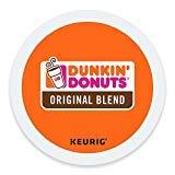 Dunkin Donuts Original Blend Pods K-Cup Pods 72 Count(net wt 26.6 OZ)